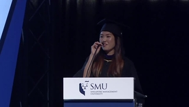 Thumbnail for entry SMU Commencement 2016 - School of Law Ceremony