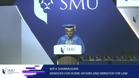 Thumbnail for entry SMU Commencement 2017 - Opening Ceremony (Hosted by School of Law)
