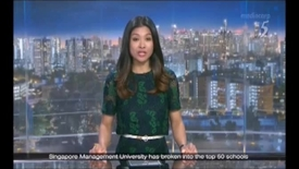 Thumbnail for entry SMU in the Top 50 of the World University Ranking 2019, Channel 5 (News5Tonight, 9pm) Feb 27