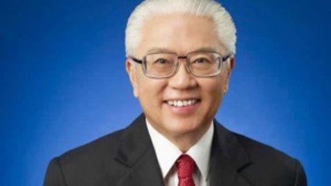 Thumbnail for entry Words of wisdom - President Tony Tan