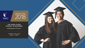 Thumbnail for entry Lee Kong Chian School of Business Undergraduate Ceremony 1