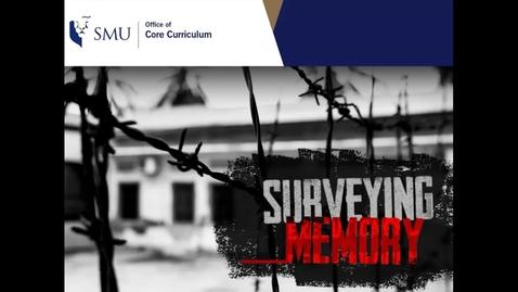 Thumbnail for entry Surveying Memory