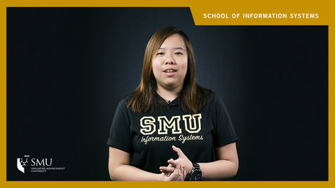 Thumbnail for entry School of Information Systems: Student Sharing