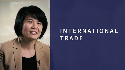 Thumbnail for entry International Trade