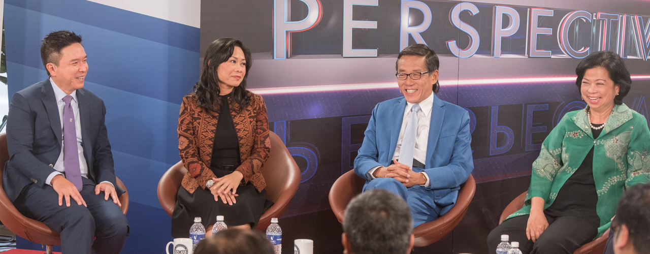 """Perspectives Episode 6: """"The Future of Asean 2025"""""""