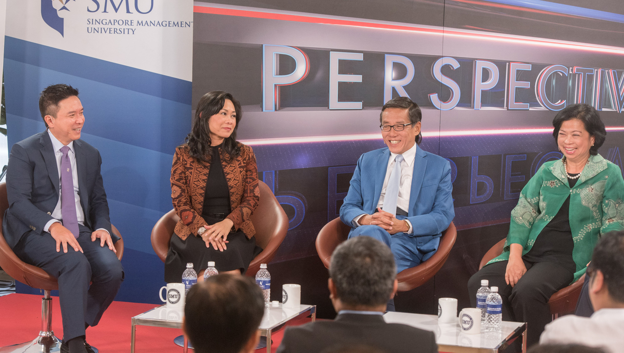 "Perspectives Episode 6: ""The Future of Asean 2025"""