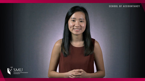 Thumbnail for entry Find out how Accountancy Graduate Vicki You has Benefited from the 2nd Major in Accounting Data Analytics