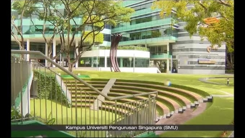 Thumbnail for entry Singapore universities hold virtual open houses due to COVID-19, Suria (Berita, 8pm), Feb 21
