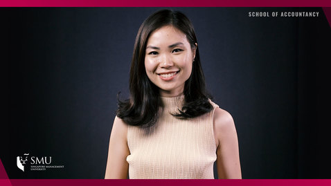 Thumbnail for entry Career Advantage - by School of Accountancy Alumna Belinda TEO