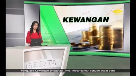 Thumbnail for entry Green Finance: New centre launched to groom talent in sustainable finance, Suria (Berita, 8pm), Oct 13