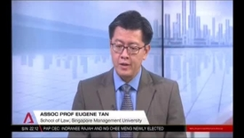 Thumbnail for entry PAP Conference: Interview with Assoc Prof Eugene Tan