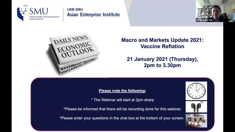 Thumbnail for entry SME Development Series_Webinar on 21 January 2021 | Macro and Markets Update 2021: Vaccine Reflation