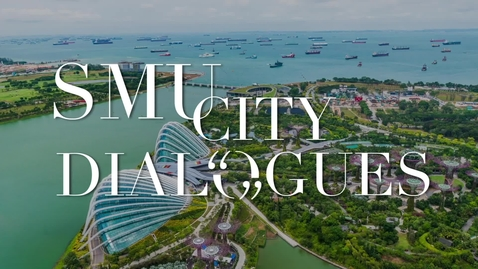 Thumbnail for entry Introducing the SMU City Dialogues Series