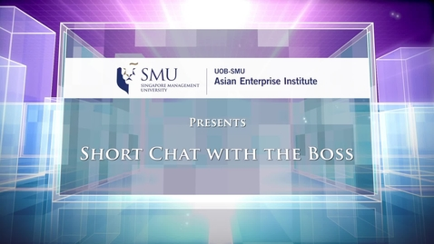Thumbnail for entry Short Chat with the Boss, Ep 30 | SFS Care Pte. Ltd.