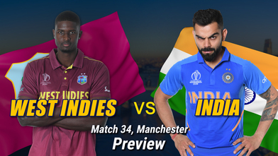 West Indies vs India, Match 34: Preview - Cricbuzz