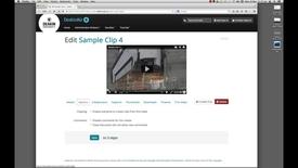 Thumbnail for entry DeakinAir: Options function in Edit mode