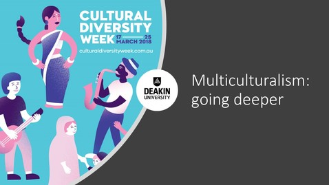 Thumbnail for entry Multiculturalism: going deeper event