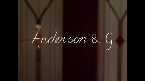 Thumbnail for entry Anderson And G ACF303 2016