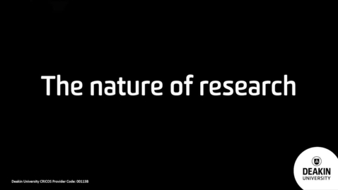 Thumbnail for entry nature-of-research
