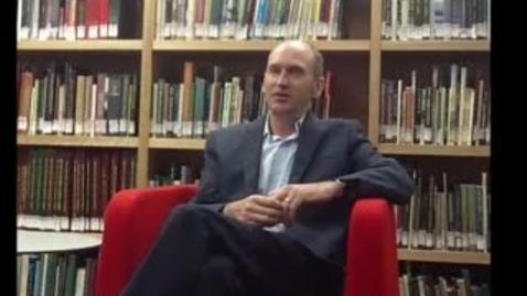 Thumbnail for entry Professor David Lowe - Topic 6