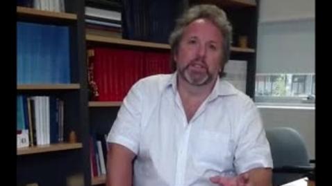 Thumbnail for entry Professor Peter Hodgson - Topic 6