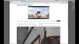 Thumbnail for entry DeakinAir: Thumbnails function in Edit mode