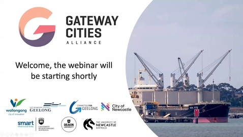 Thumbnail for entry Gateway Cities Webinar Series - Property prices and housing trends within Gateway Cities