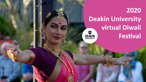 Thumbnail for entry 2020 Deakin University virtual Diwali Festival