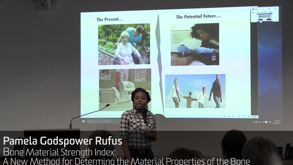 3 minute thesis presentation