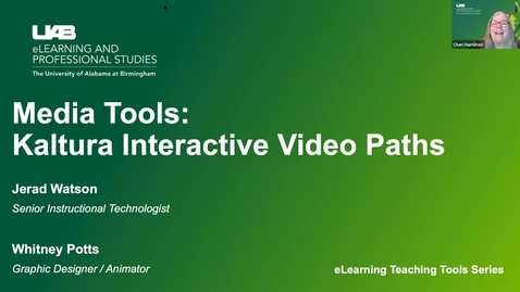 Thumbnail for entry Media Tools: Interactive Video Paths