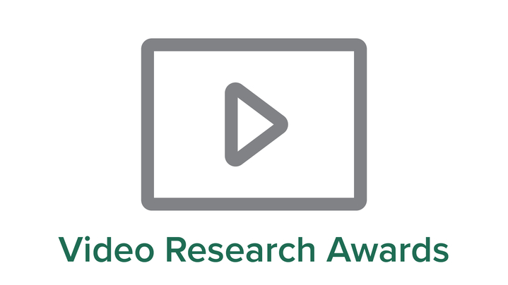 Thumbnail for channel Spring 2021 Video Research Awards