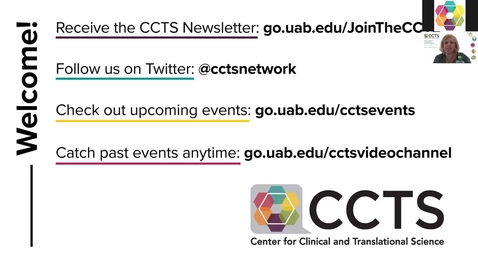 Thumbnail for entry CCTS Lunch & Learn