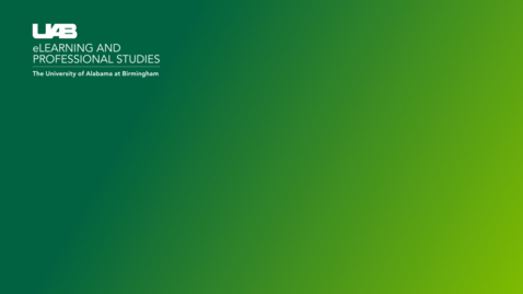 Thumbnail for entry Polling Tools: Qualtrics Surveys