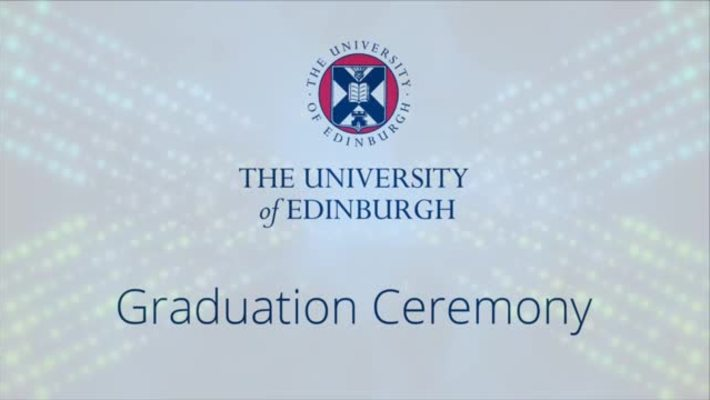 The University of Edinburgh Graduations 2017 56