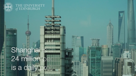 Thumbnail for entry China's first low-carbon college opens in partnership with the University of Edinburgh