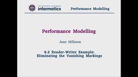 Thumbnail for entry 9.2 Reader-Writer Example: Eliminating the Vanishing Markings