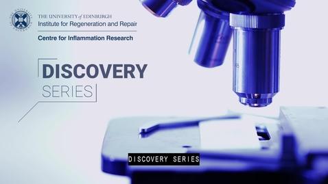 Thumbnail for entry IRR Discovery Series: Dr Thomas Fenton