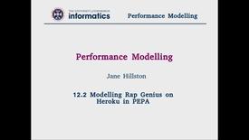 Thumbnail for entry 12.2 Modelling Rap Genius on Heroku in PEPA