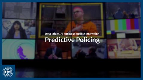 Thumbnail for entry Predictive Policing