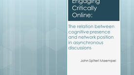 Thumbnail for entry Engaging.Critically.Online - JSM (Assignment 3)