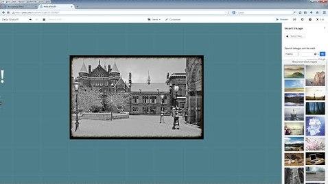 Thumbnail for entry Prezi Tutorial: Adding and Editing Media Content in Prezi