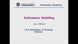 Thumbnail for entry 12.3 Evaluation of Routing Policies