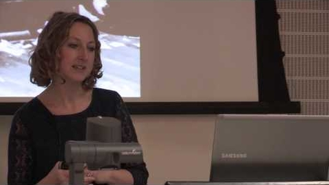 Thumbnail for entry Professor Siân Bayne - The Trouble with Digital Education