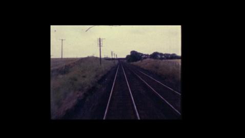 Thumbnail for entry 6616 - Time Lapse Film of Edinburgh to Dunbar Train Journey