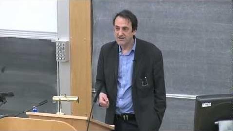 Thumbnail for entry Prof. Andrew Erskine - Roman Power, Greek Reaction