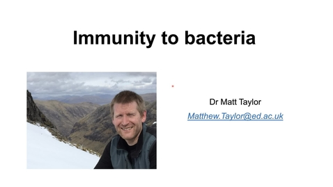 Thumbnail for entry Imm3_Bacteria_pt1_Intro and objectives