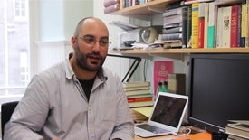 Thumbnail for entry Dr David Kaufman - Online MSc in History core courses