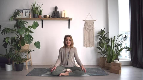 Thumbnail for entry ECA Mindfulness  - Simple 10 Minute Pause