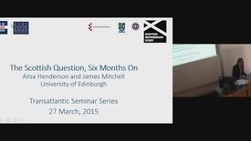Thumbnail for entry Ailsa Henderson (University of Edinburgh)