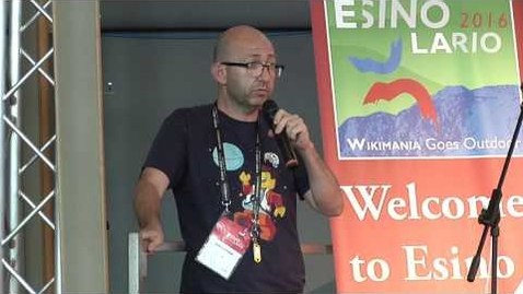 Thumbnail for entry Wikimania 2016 - Projects: Wikisource, OpenStreetMap